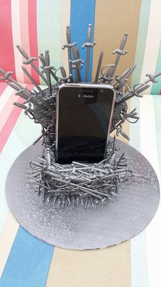 Game of Thrones Phone Holder on Etsy, $20.00