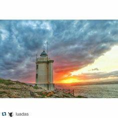 Atardeceres en la costa de #Galicia...