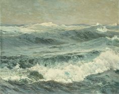 Frederick Judd Waugh 1861 1940 was an American artist, best known as a marine artist. Description from pinterest.com. I searched for this on bing.com/images