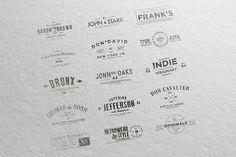 Vintage Labels & Logos Vol.6 - Logos - 5