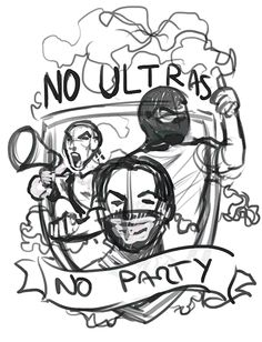 PG Wear - T-shirt - No Ultras on Behance Soccer Hooligans, Vw Tattoo, Ultras Football, Weekend Offender, Hero Logo, Casual Art, Wallpaper Iphone Neon, Football Casuals, Football Design