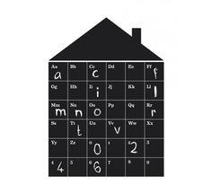 Ferm Living ABC House wallstickers | Mohd Shop