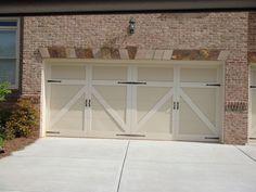 Replacement Garage Doors By EXOVATIONS Of Atlanta, Georgia