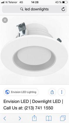 Downlights, Sink, Led, Lighting, Home Decor, Homemade Home Decor, Vessel Sink, Sink Tops, Sinks