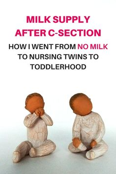 Having troubles with milk supply? So did I! Learn exactly what I did to boost my milk production and actually nurse my twins to toddlerhood.