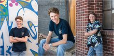 Fun senior portraits in Denver with graffiti! Great poses for a guy.   www.silversparrowphoto.com  Senior guy. Denver Senior Photo. Graffiti. Senior Photo with Graffiti. Senior Guy What to Wear. Highlands Ranch Senior Photographer. Silver Sparrow Photography. Senior Portraits. Senior Pics. Class of 2017. Senior Photo with Graffiti. Littleton Colorado Senior Photographer. Senior pose ideas.