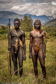 Naked relatives