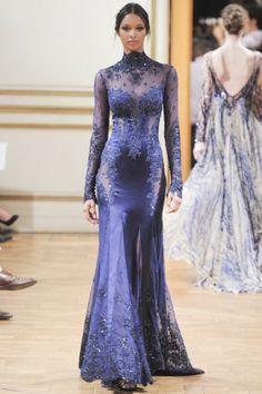 Sfilata Zuhair Murad Paris - Alta Moda Autunno-Inverno 2013-14 - Vogue