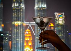Directions, prices and photos of the best rooftop bars in Kuala Lumpur - from the stunning Luna Bar to the one and only Helipad Lounge at the Menara KH.