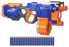 Amazon.com: Nerf N-Strike Elite HyperFire Blaster: Toys & Games