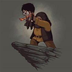 Harry Potter - Lion king