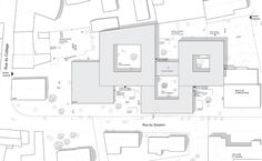 Avdio Video Disco (I Listen, I See, I Learn), Middle School Complex For 700 Students + Auditorium In Martigny, Switzerland
