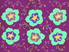 Cucarda #hibiscus #flower #pattern #color