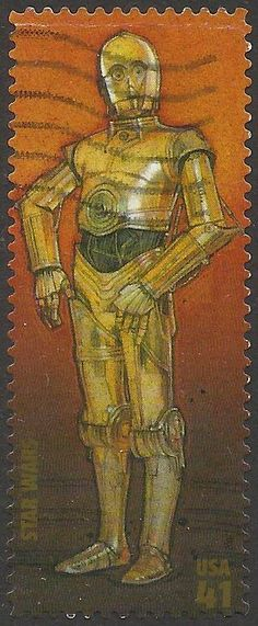 US Stamp 2007 - Star Wars