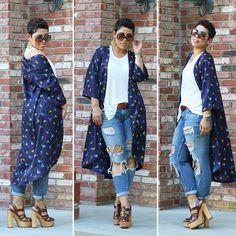 DIY Kimono + Pattern Review NL 6378 - Mimi G Style