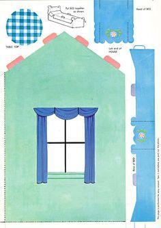 Dollhouse, 1960 - papercat - Picasa Webalbums