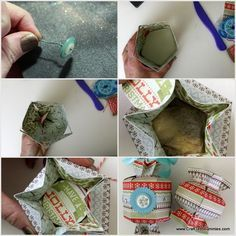 Candy Box Punch Board Ornament & Ideas for Larger Sizes! | Craft Test Dummies
