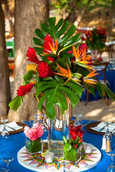 Different views of centerpiece. Add orchids and make it more beautiful! Wedding Reception Decorations, Wedding Centerpieces, Wedding Table, Rustic Wedding, Church Wedding, Bridal Table, Tall Centerpiece, Flower Centerpieces, Reception Ideas