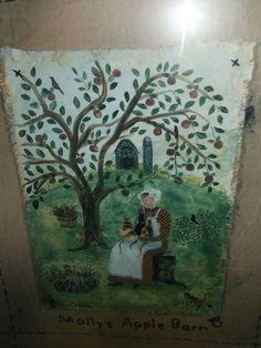 Carol J. Endres The Heart of America Series Molly's Apple Barn  SIMPLY PRIMITIVE