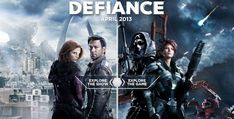 "Defiance Video Game - Syfy Network - Trion Worlds - FUNK GUMBO RADIO: http://www.live365.com/stations/sirhobson and ""Like"" us at: https://www.facebook.com/FUNKGUMBORADIO"