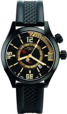 BALL Engineer Master II Diver GMT Watch Luxusní Hodinky e6644e10409