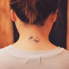 "658 To se mi líbí, 31 komentářů – Tattooist Grain (@tattoo_grain) na Instagramu: ""#leaf#leaftattoo#infinity#infinitytattoo#tattoo_grain#인피니티#인피니티타투#무한대타투#나뭇잎타투 """