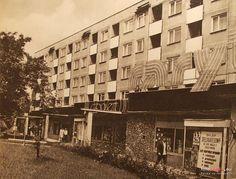 Piłsudskiego 2, Białystok - 1977 rok, stare zdjęcia