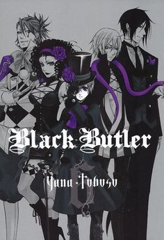 Kuroshitsuji (Black Butler) - Wild and can't be tamed.
