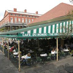 America's Best Doughnuts: Cafe du Monde