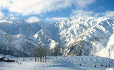 Ski Japan - Where To Go Skiing In Japan