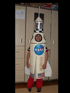 space rocket costume - photo #24