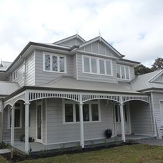 We love a weatherboard home. This one is from #highviewhomes