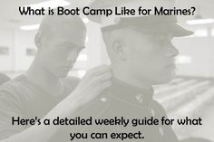 What is boot camp like in the Marine Corps USMC - amazing articles to fully explain everything