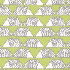 Scion Curtains in Spike 120384 by Cherryellie on Etsy