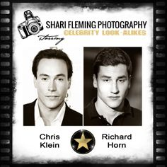 Richard photographed by Shari Fleming