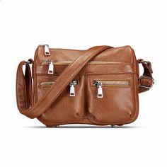 Replacement Real Leather Shoulder Strap Adjustable Crossbody Handbag Bag 31mm