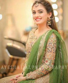 Desi Wedding, Wedding Wear, Cap Dress, Dress Up, Bridal Outfits, Punjabi Suits, Color Combinations, Saree, Indian