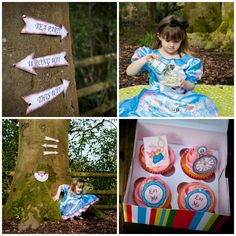 Alice in Wonderland Theme photographed by Cheshire and Staffordshire Photographer www.ashacarlos.com