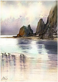 Thomas Schaller, Cannon Beach Oregon