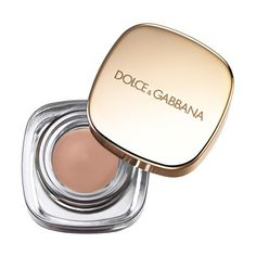 DOLCE & GABBANA BEAUTY perfect mono matte cream eye color nude found at Nudevotion.com