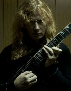 Megadeth // Dave Mustaine