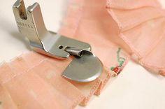 Vintage flange hemmer foot attachment for singer featherweight by wondertrading, via Flickr