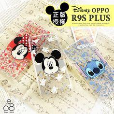 正版授權 迪士尼 OPPO R9s Plus 手機殼 字母背景 透明殼 軟殼 米奇 米妮 史迪奇 保護殼 保護套 | E68精品館 - Yahoo奇摩超級商城