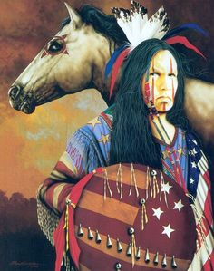 JD Challenger Gallery | Freedom Song ~ by JD Challenger | ~༺♥♥༻~ Native... American ...