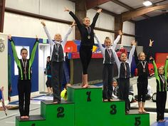 We strive to develop strong, self-confident, motivated, and successful #gymnasts by providing each athlete with the necessary tools to achieve their dreams.   www.ChampionsWestlake.com/programs/competitive-gymnastics-team