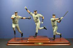 Looking For - Derek Jeter 3 Danbury Mint, Derek Jeter, Action Figures, Things To Sell, Mlb, Baseball, Sports, Hs Sports, Sport