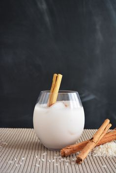 Horchata #Recipe (Rice Water)