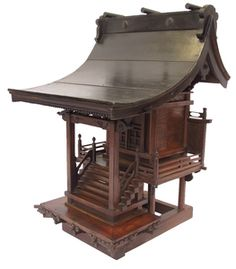 Northern California's premier direct importer of fine Japanese antiques, furniture and home decor Ancient Chinese Architecture, Japan Architecture, Historical Architecture, Sustainable Architecture, Contemporary Architecture, Architecture Design, Pavilion Architecture, Residential Architecture, Japanese Shrine