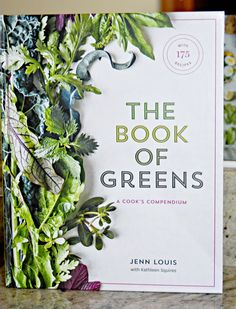 The Book of Greens #bookreview