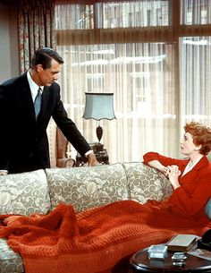 "Deborah Kerr & Cary Grant in ""An Affair to Remember"""